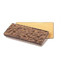 TURRON CHOCO/LECHE/ALMENDRA BIO 200 gr NUTXES